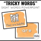 Screen Slides: Sight Word Visuals