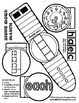 Sight Word Watches (4 letter words): Flip Booklets