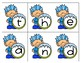Frosty Sight Word Spelling (Journeys K aligned)