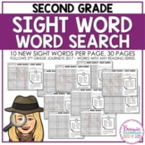 Sight Word - Word Search Puzzles FOR 2nd Grade