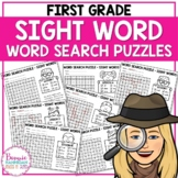 Sight Word - Word Search Puzzles for First Grade