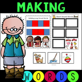 Sight Word – Word Wall Literacy Center Movie Themed (Ready