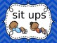 Sight Word Work Out 1 & 2