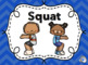 Sight Word Work Out 3 & 4