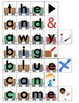 Sight Word Spelling Books Spell, Match, Write for Autism and Special Education 1