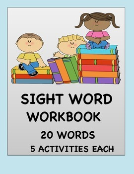 Sight Word Workbook