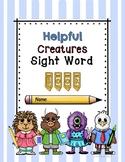 Bundle Pack 100 Sight Word Worksheets
