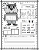 Sight Word Worksheets/Book List 3