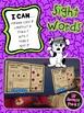Interactive Sight Word Printables - Pre-K/Kindergarten/Pre