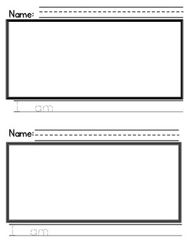 Sight Word Worksheets - Read, Trace, Fill in the Blank, and Draw!