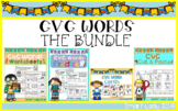 CVC Words THE BUNDLE