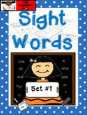Sight Word Printables Set 1 and Easy Reader Books