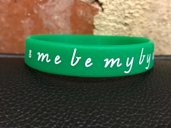 WRISTWORDS Sight Word Wrist Bands - learn the first 99 words + initial sounds