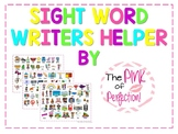 Sight Word Writers Helper K-2