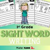 Sight Word Writing! (1st Grade)