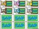 Sight Word - ZAP - Card Game {Third Grade}