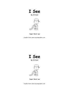 Sight Word Reader - an