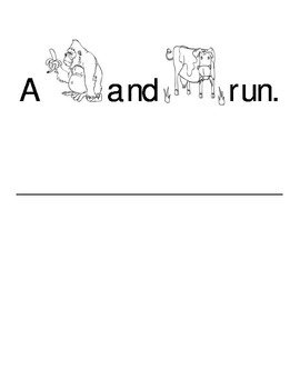 "Sight Word ""and"""