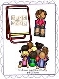Sight Word and CVC Fluency