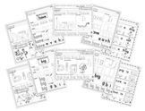 Sight Word packet Big, Small, This, Have, and numbers 9, 10, 11, 12