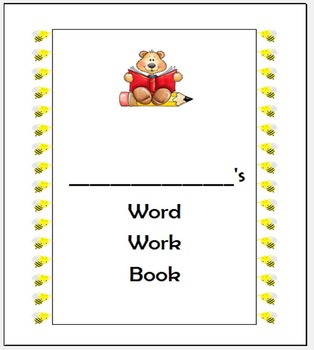 Sight Word and Phonics Practice Book