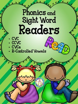Sight Word and Phonics ReadersK~1