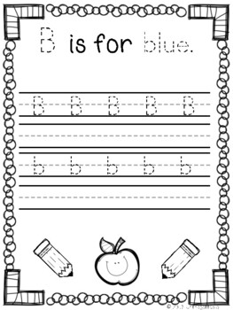 Sight Word and Printing Practice