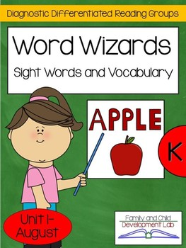 Sight Word and Vocabulary: Differentiated Guided Reading C