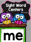 Sight Word {me} Activities