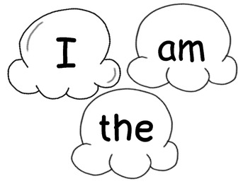 Sight Word of the Day Display - Scott Foresman Words