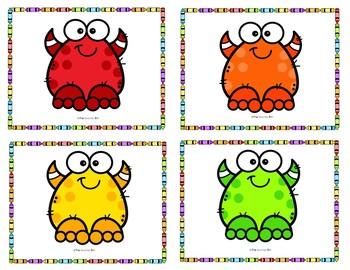 Kindergarten-Special Education - Sight Word -set 9 -Colors