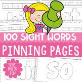 Sight Words Practice Activities - Fine Motor Fun