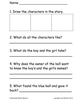 Sight Words: Sets 1,2,3 for K (Lee County Schools, NC)