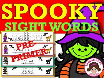 Halloween Activities Word Work Activities