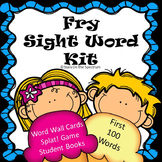 Fry Sight Word Activities