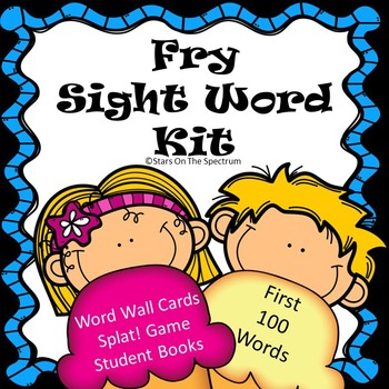 Fry Sight Word Activities