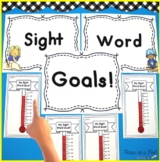 Sight Word Assessments First Grade