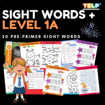 Sight Words 1A