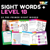 Sight Words 1B
