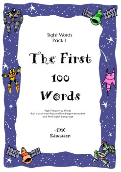 Sight Words 1st 100