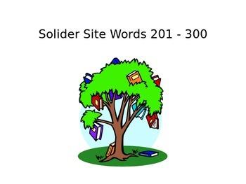 Sight Words 201-300 Sentences & Phrases