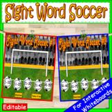 Fry Sight Words PowerPoint Game Kindergarten