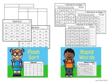 Sight Word Activities-Fry First 100