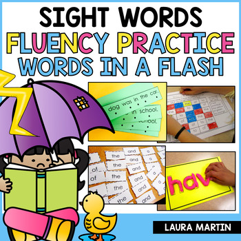 Sight Word Activities | Fry First 100 Words | Distance Learning