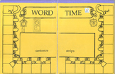 Sight Word Games - EDITABLE