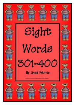 Sight Words 301-400