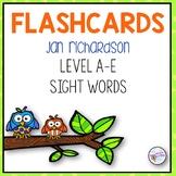 Jan Richardson's Sight Word Flashcards