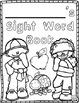 Sight Words: 40 Kindergarten Words {Journeys} Common Core Aligned