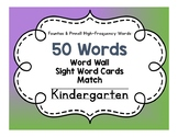 Sight Words (50)