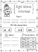 Sight Words Activities Set 2 (Pre-Primer)